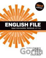 English File Third Edition Upper Intermediate Workbook with Answer Key (Christin