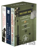 Military BOX (Chris Kyle, Scott McEwen, Jim DeFelice, Ben Macintyre...)