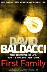 First Family (David Baldacci) (Paperback)