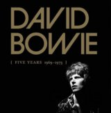 BOWIE DAVID: FIVE YEARS (1969-1973) ( 12-CD)