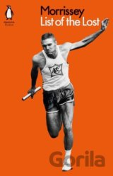 List of the Lost (Morrissey) (Paperback)