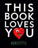 This Book Loves You (PewDiePie) (Paperback)
