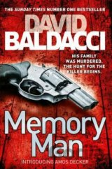 Memory Man (Decker and Lancaster) (David Baldacci) (Paperback)