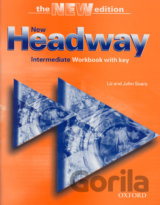 New Headway - Intermediate – Workbook with key