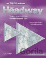 New Headway Third Edition Upper Intermediate Workbook with Key