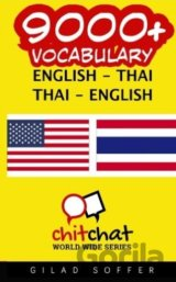 9000+ English-Thai, Thai-English Vocabulary