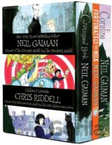 Neil Gaiman & Chris Riddell Box Set  (Neil Gaiman, Chris Riddell)