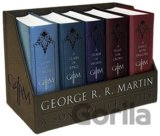A Game of Thrones Leather - Cloth Boed Set (George R. R. Martin)