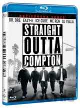 Straight outta compton (2015 - Blu-ray)