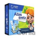 Interaktívna kniha - ATLAS SVETA S ELEKTRONICKOU CERUZKOU ALBI