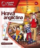Interaktívna kniha - HRAVÁ ANGLIČTINA