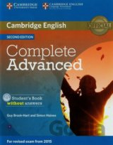 Complete Advanced - Student's Book without Answers