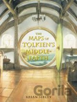 The Maps of Tolkien's Middle-earth: Special E... (Brian Sibley, John Howe)