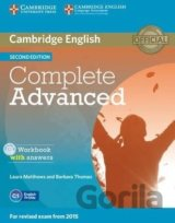 Complete Advanced - Workbook with answers (Laura Matthews and Barbara Thomas)