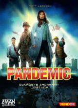 Pandemic (Matt Leacock)