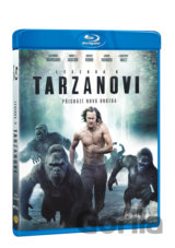 Legenda o Tarzanovi (2016 - Blu-ray)
