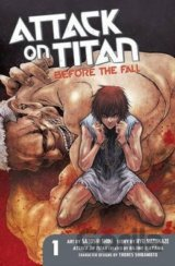 Attack on Titan: Before the Fall (Volume 1)