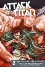 Attack on Titan: Before the Fall (Volume 2)