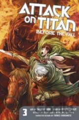 Attack on Titan: Before the Fall (Volume 3)