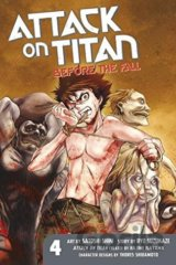 Attack on Titan: Before the Fall (Volume 4)