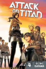 Attack on Titan (Volume 4)