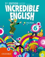 Incredible English 6: Class Book