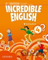 Incredible English 2nd Edition 4 Activity Book (Sarah Phillips)