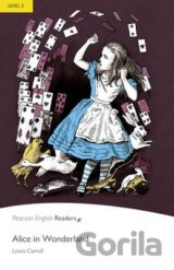 Level 2: Alice in Wonderland Book and MP3 Pack (Lewis Carroll)