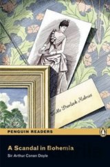 Level 3: A Scandal in Bohemia Book and MP3 Pack (Arthur Conan Doyle)