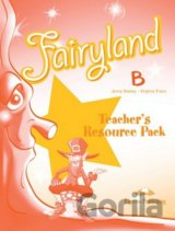 Fairyland 4: Teacher's Resource Pack B