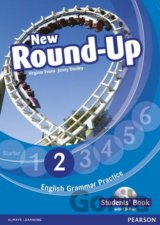 New Round Up Level 2 Students´ Book/CD-Rom Pack (Jenny Dooley)
