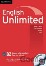English Unlimited - Upper-Intermediate - Teacher's Pack (Alex Tilbury)