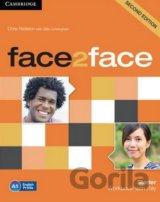 Face2Face: Starter - Workbook with Key (Chris Redston, Gillie Cunningham)