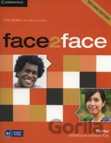 Face2Face: Starter - Workbook without Key (Gillie Cunningham, Chris Redston)