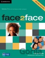 Face2Face: Intermediate - Workbook without Key (Nicholas Tims, Jan Bell, Gillie
