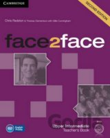 Face2Face: Upper Intermediate -Teacher's Book (Chris Redston)
