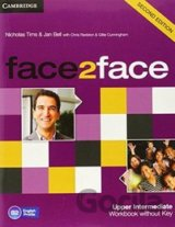 Face2Face: Upper Intermediate - Workbook without Key (Nicholas Tims, Jan Bell,Ch
