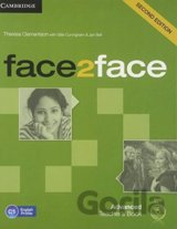 Face2face Advanced Teacher´s Book with DVD (autorů kolektiv)