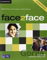 Face2Face: Advanced - Workbook without Key