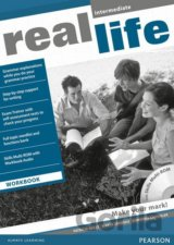 Real Life Global Intermediate Workbook & Multi-ROM Pack (Patricia Reilly)