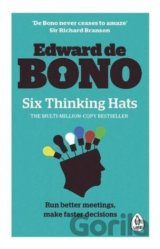 Six Thinking Hats (Edward De Bono)