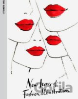 New Icons of Fashion Illustration (Tony Glenville) (Hardcover)