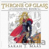 The Throne of Glass Colouring Book (Sarah J. Maas)