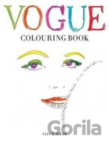 Vogue Colouring Book (Iain R Webb) (Paperback)