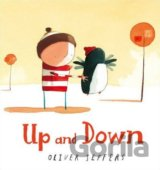 Up and Down (Board book) (Oliver Jeffers )
