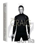 Kolekce: James Bond - Daniel Craig (4 x Blu-ray)