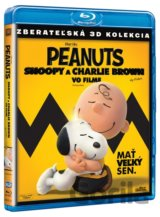 Snoopy a Charlie Brown. Peanuts ve filmu (3D + 2D - 2 x Blu-ray)