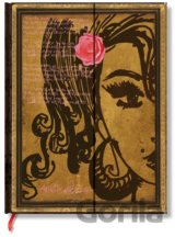 Paperblanks - Amy Winehouse, Tears Dry (limitovaná edicia)