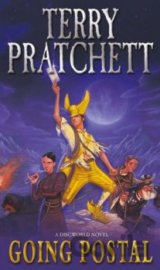 Going Postal (Terry Pratchett) (Paperback)