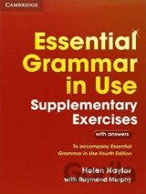 Essential Grammar in Use Supp.Exercises 3E with answers (Naylor Helen, Murphy Ra